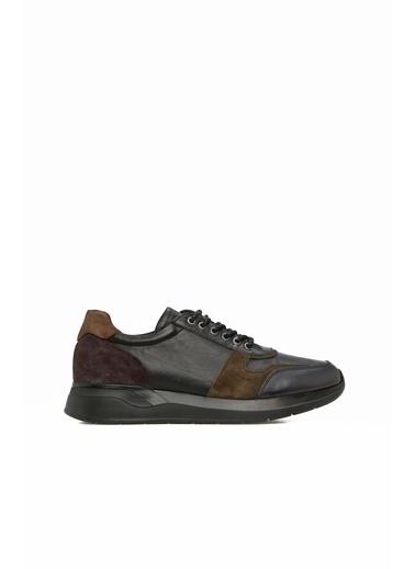 George Hogg Erkek  Sneakers 7005184 Siyah
